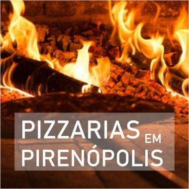 Pizzarias em Pirenópolis Goiás