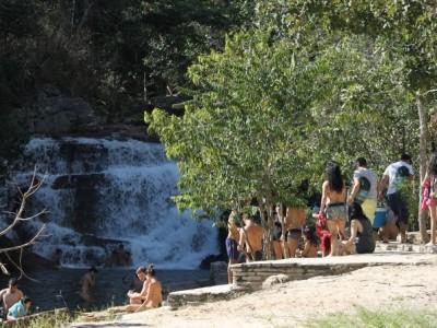 Cachoeira do Coqueiro e Cachoeira da Garganta