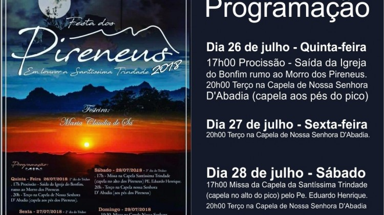 Festa do Morro 2018