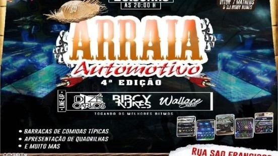 Arraial Automotivo